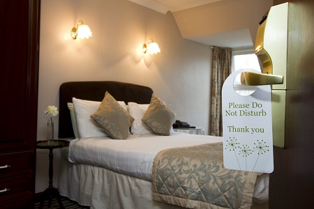Hotel Cumbria Room 6