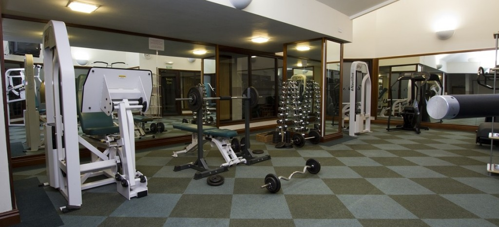 Hotel Cumbria Park Gym