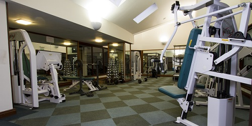 Hotel Cumbria Park Gym 1