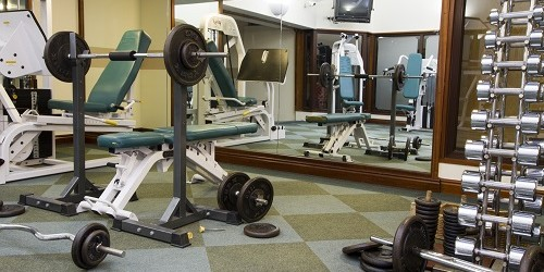 Hotel Cumbria Park Gym 2