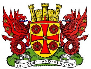 Carlisle coat of arms