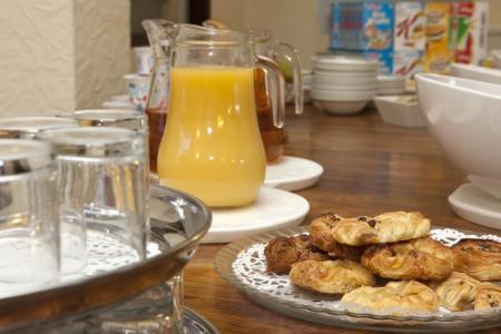 Hotel Cumbria Breakfast