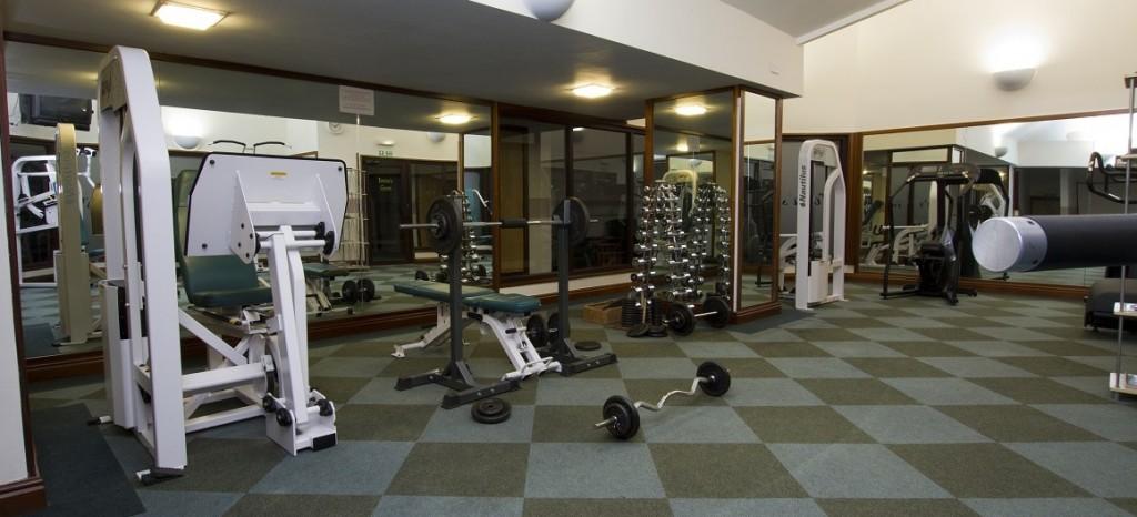 Hotel Cumbria Park Gym