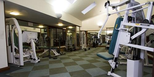 Hotel Cumbria Park Gym 1